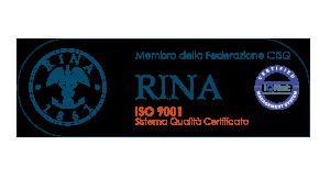 Logo Accreditamento ISO 9001 Consulmarche