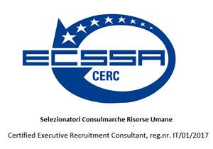 Logo - Ecssa - Certificazioni - Consulmarche