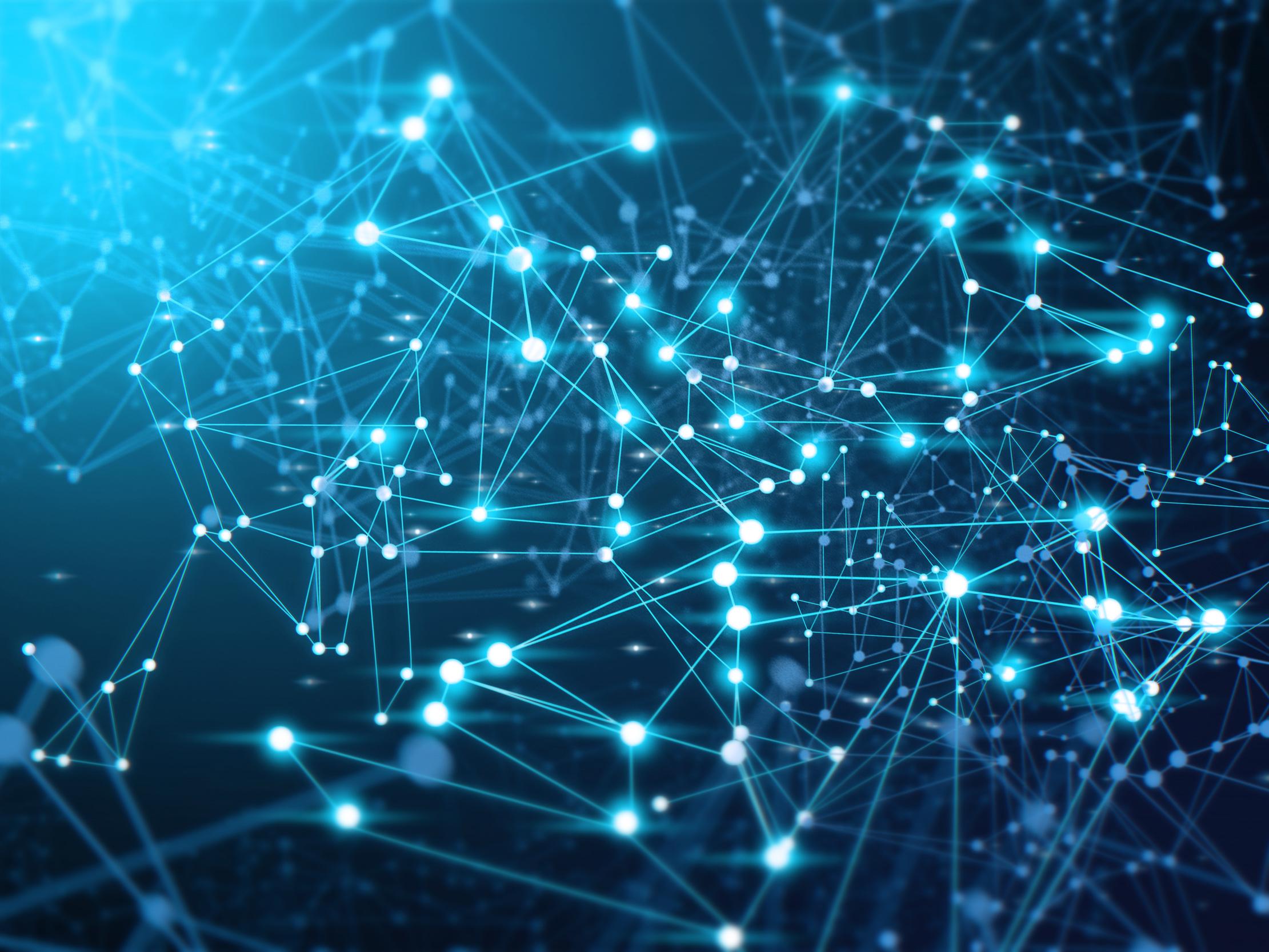 light net connect global web digital internet network